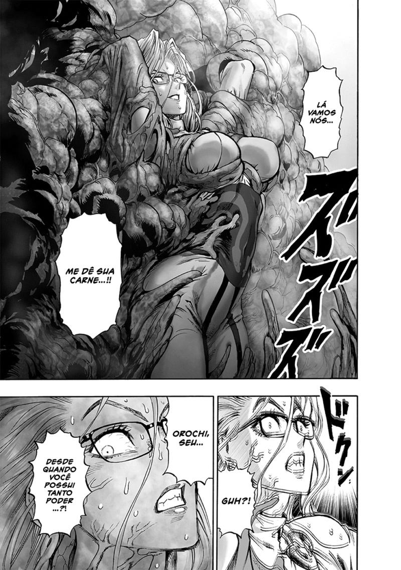(one Punch Man) quantos Orochi são necessários para deter boros - Página 2 8--img10