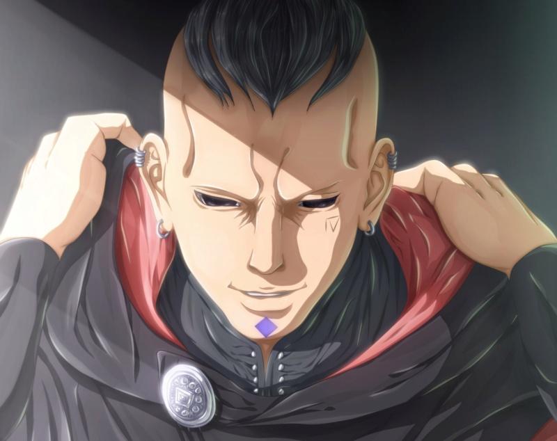 Top 10 personagens mais fortes em Manga Boruto Jigen-10