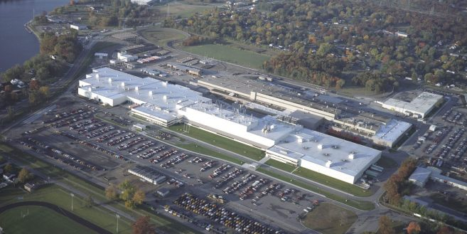 Cette ex-usine de Hummer fabriquera des voitures électriques Ag-gen10