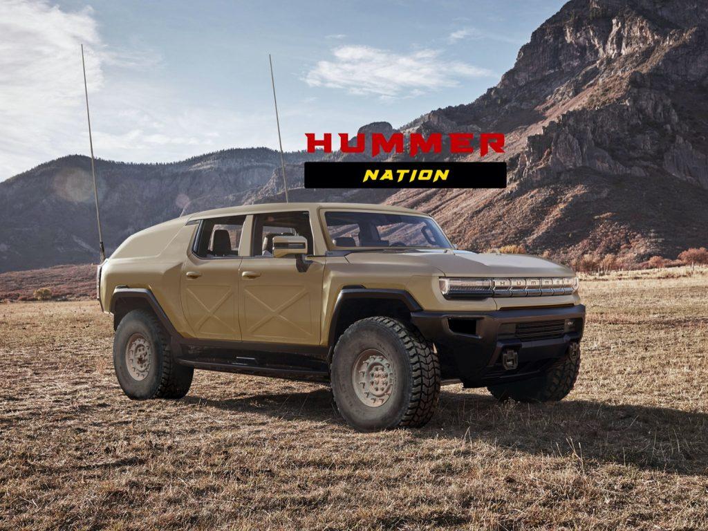 Voilà le nouveau Hummer est arrivé ; GM dévoile le Hummer EV en tant que `` premier supertruck au monde '' pour 112600 $ à partir de 2021 - Page 3 Milita10