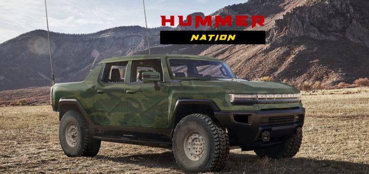 Voilà le nouveau Hummer est arrivé ; GM dévoile le Hummer EV en tant que `` premier supertruck au monde '' pour 112600 $ à partir de 2021 - Page 3 Milita11