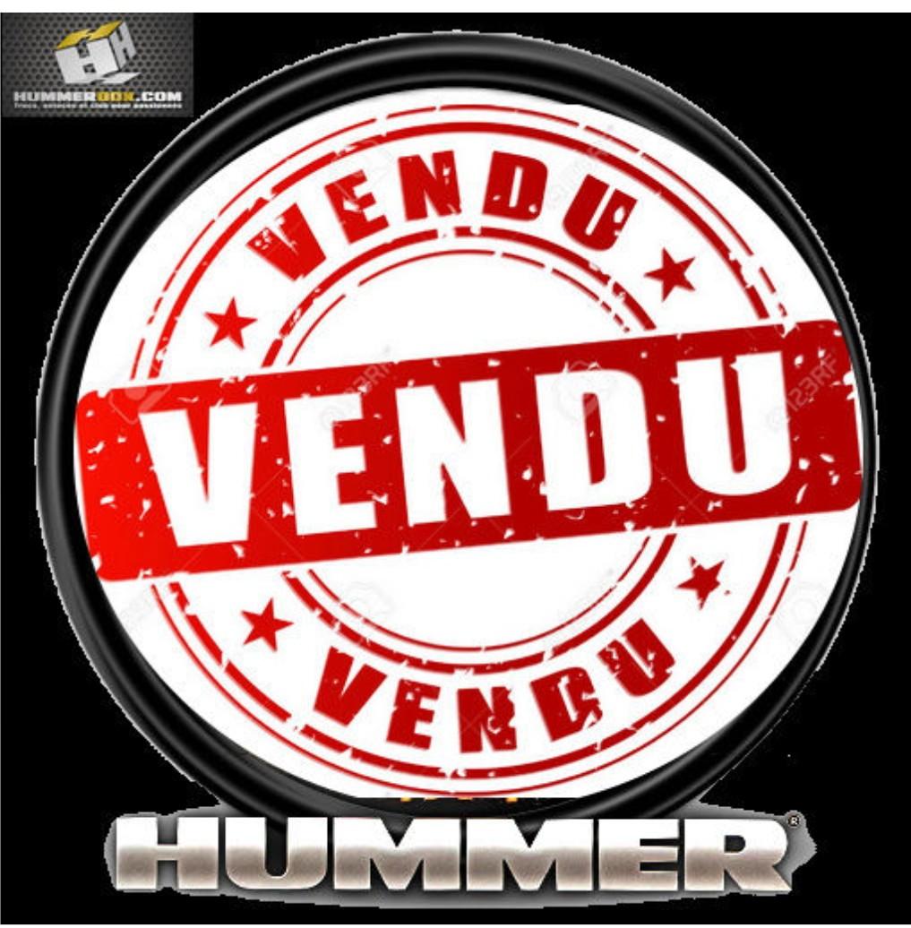 Hummer H3 3,7L 2008 à vendre VENDU Screen21