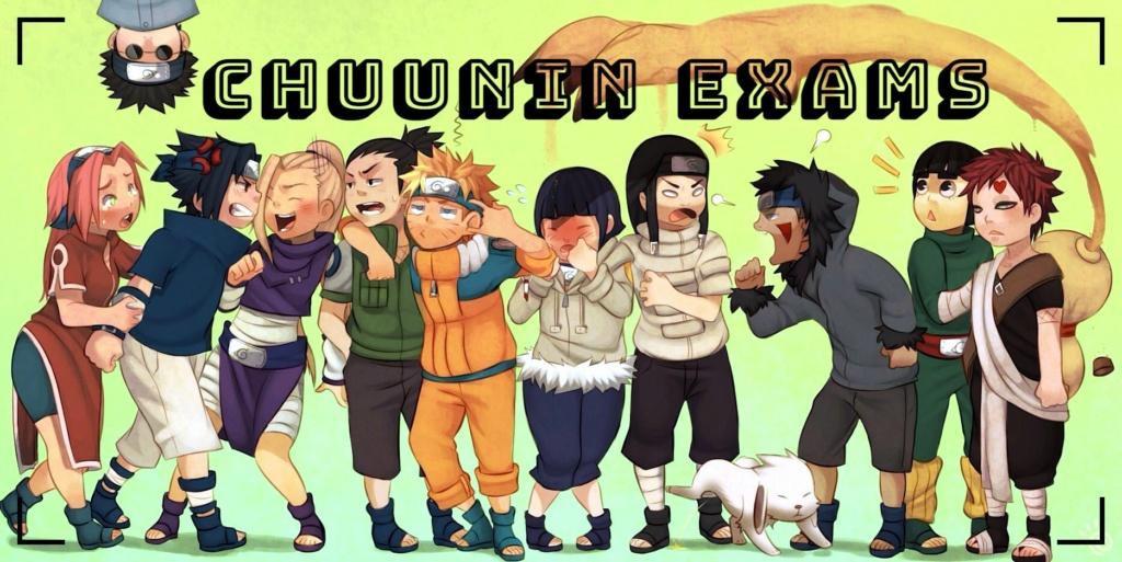 Chuunin Exam Registration Chuuni10