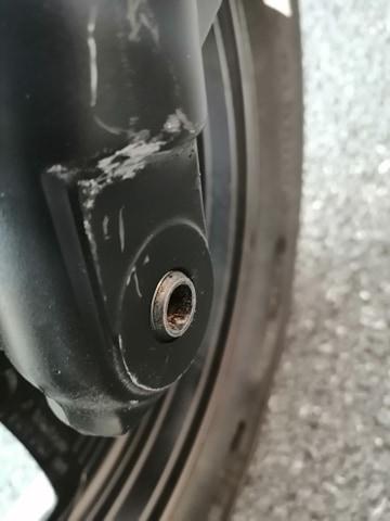 Front wheel gap? 10372511