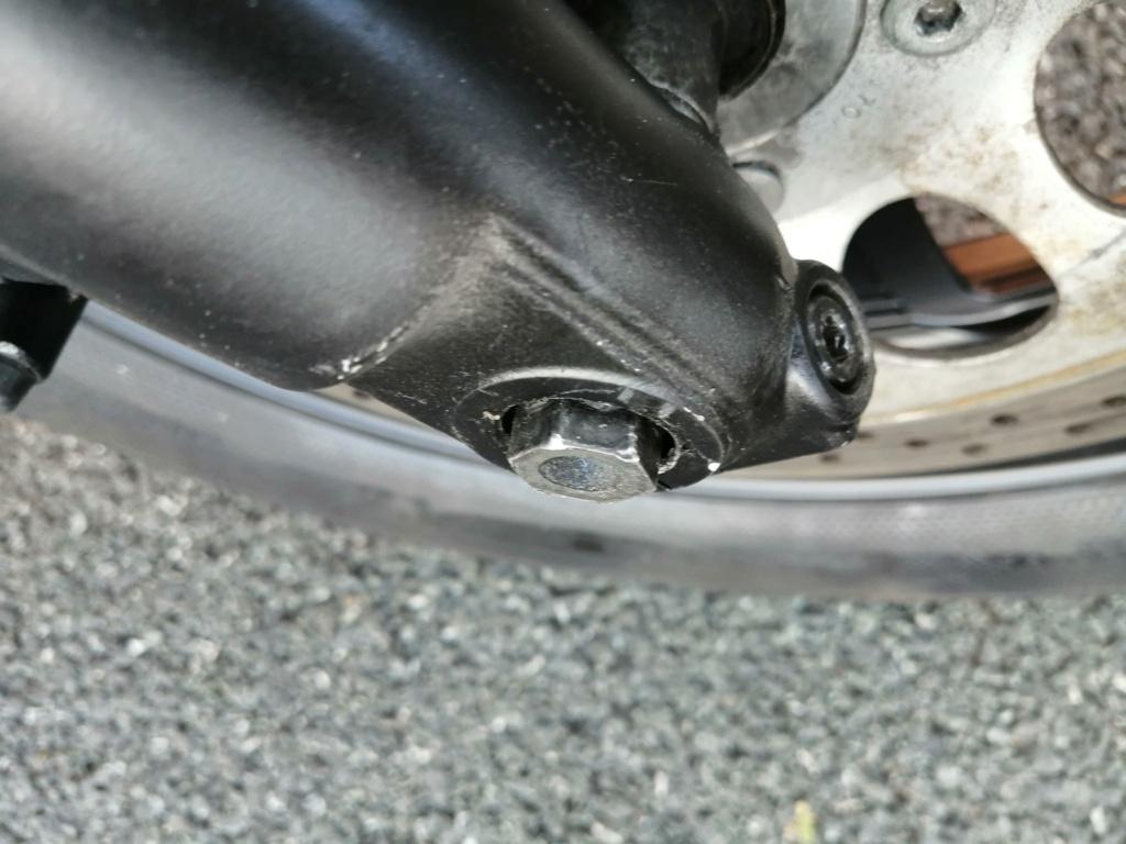 Front wheel gap? 10386710