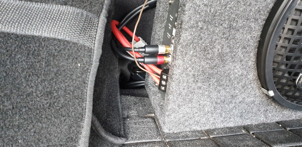 Nuovo sound sul mio jk 20200317
