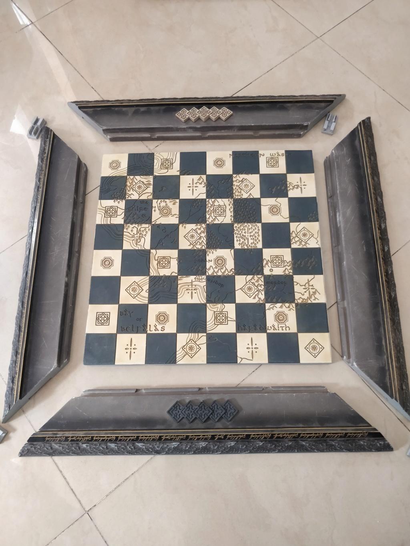 Vente jeu d'échecs figurines seigneur des anneaux Img_2011