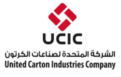 وظائف نسائية ورجالية بمجال التصميم في الشركة المتحدة لصناعات الكرتون 4351