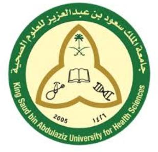 وظائف تعليمية وأكاديمية في جامعة الملك سعود بن عبد العزيز للعلوم الصحية 820