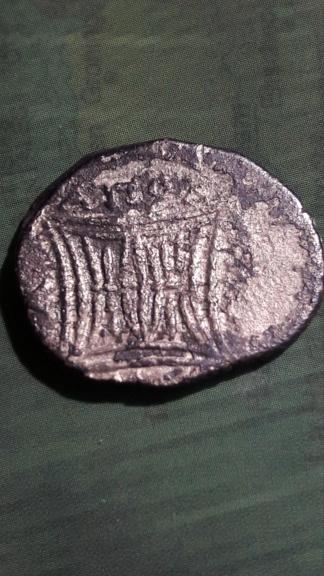 Dracma de Iliria, Apolonia. 15800611