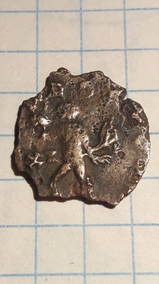 Antoniniano de Galieno. IOVI PROPVGNAT. Júpiter a dcha. Roma 15800818