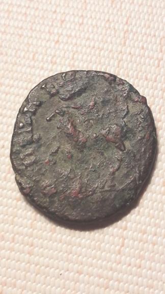 Antoniniano de Galieno. DIANAE CONS AVG. ¿Gacela? a izq. Roma 15810210