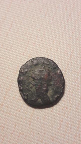 Antoniniano de Galieno. DIANAE CONS AVG. ¿Gacela? a izq. Roma 15810211