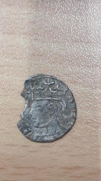 Dinero coronado o cornado de Alfonso XI. Burgos 15810615