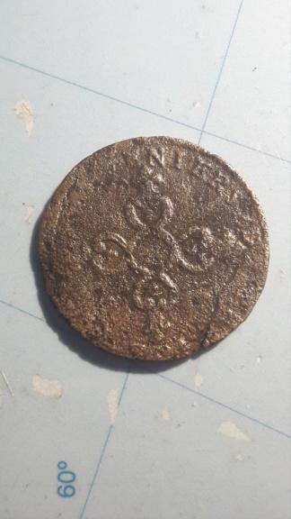 6 Deniers (1710-1712). Francia. 15818711