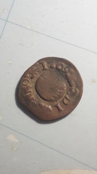 Ardite de Carlos III, el pretendiente, de 1709. 15818713
