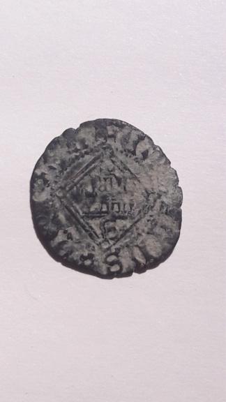 Blanca del ordenamiento de Segovia de 1471 de Enrique IV. Sevilla 15824110