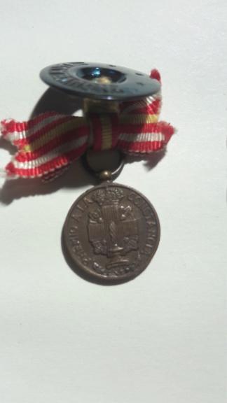 Medalla Premio a la constancia cruz roja española 15824114