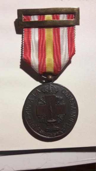 Medalla Premio a la constancia cruz roja española 15824115