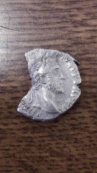 Denario de Antonino Pío. COS IIII. Annona a izq. Roma 15826216