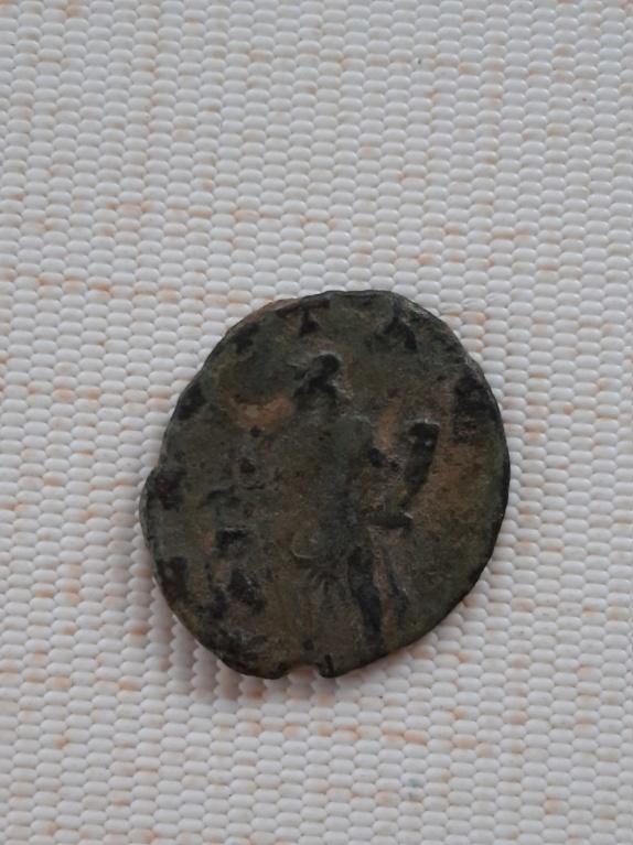 Antoniniano de Claudio II. AEQVITAS AVG. Roma 15844617