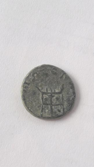 Muestrario de antoninianos de tipo CONSECRATIO / CONSACRATIO con altar. 15882418