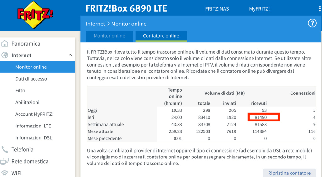 FritzBox 6890LTE - riepilogo consumi per dispositivo Fritz_10