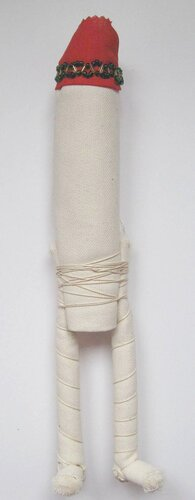 МК Рябинка (традиционная кукла- оберег) 0_61ab17