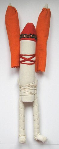 МК Рябинка (традиционная кукла- оберег) 0_61ab25