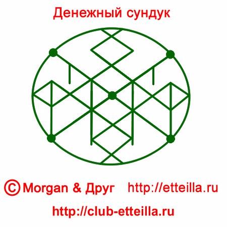 """Став """"Денежный сундук"""" 13064510"""