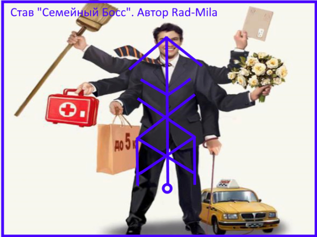 """Став """"Семейный босс"""" 14150110"""
