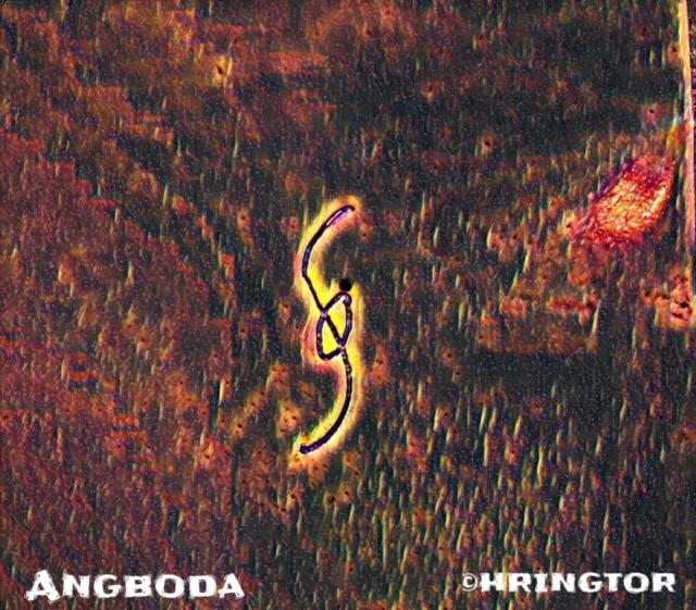 Глиф: ANGRBODA (финансовый крадник) ©HRINGTOR  2021-012