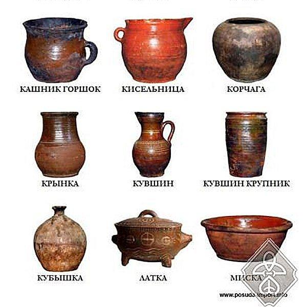 Несколько слов о посуде Древней Руси 4039_910