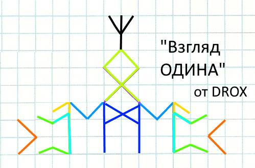 """Став """"Взгляд Одина"""" 54440610"""