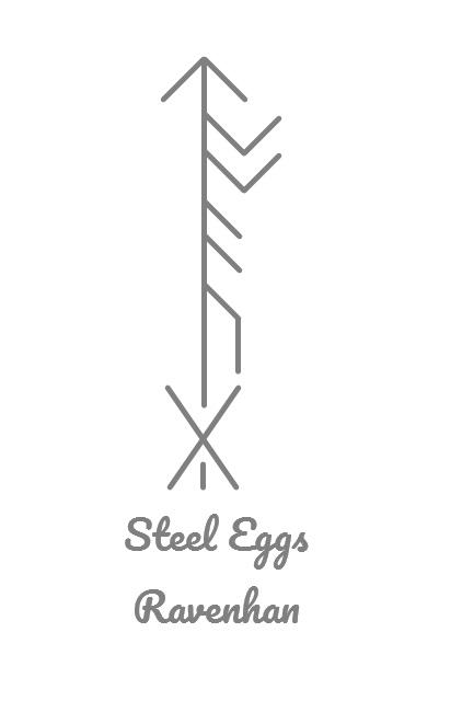 """Стальные Яйца """"Steel Eggs"""" 595odm10"""