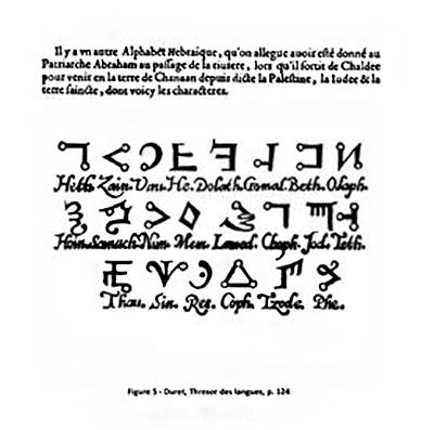 Волшебный алфавит Transitus Fluvii A5ddc510