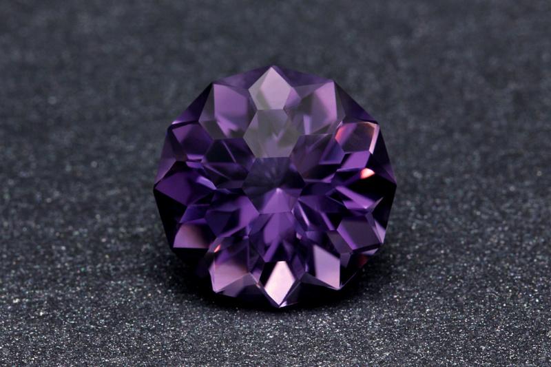 Самые редкие минералы Amethy10