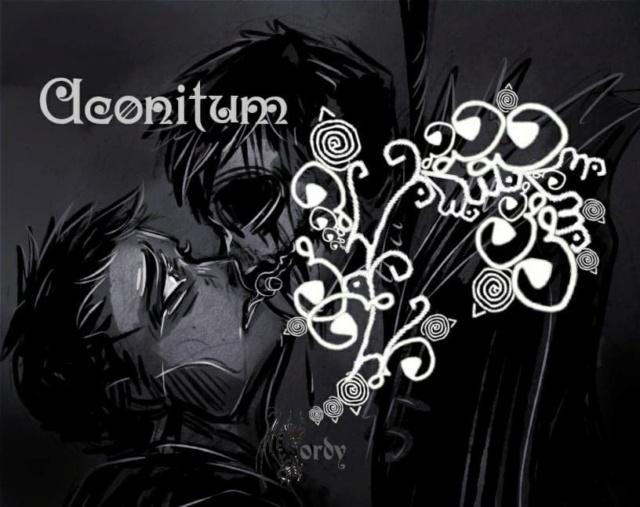 """Став """"Аконит (Aconitum) E0eoao10"""