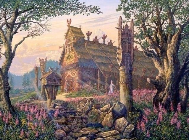 Легенда о храме Сварога Gbptte10