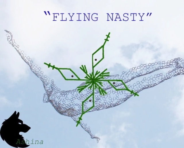 Порча Flying nasty  Idxmlt10