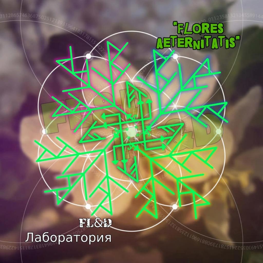 """Став """"Flores aeternitatis""""Автор  FL&D лаборатория"""