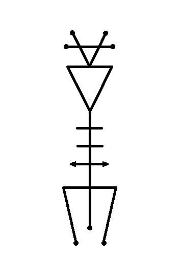Геомантический став для получения информации J1ykjt10
