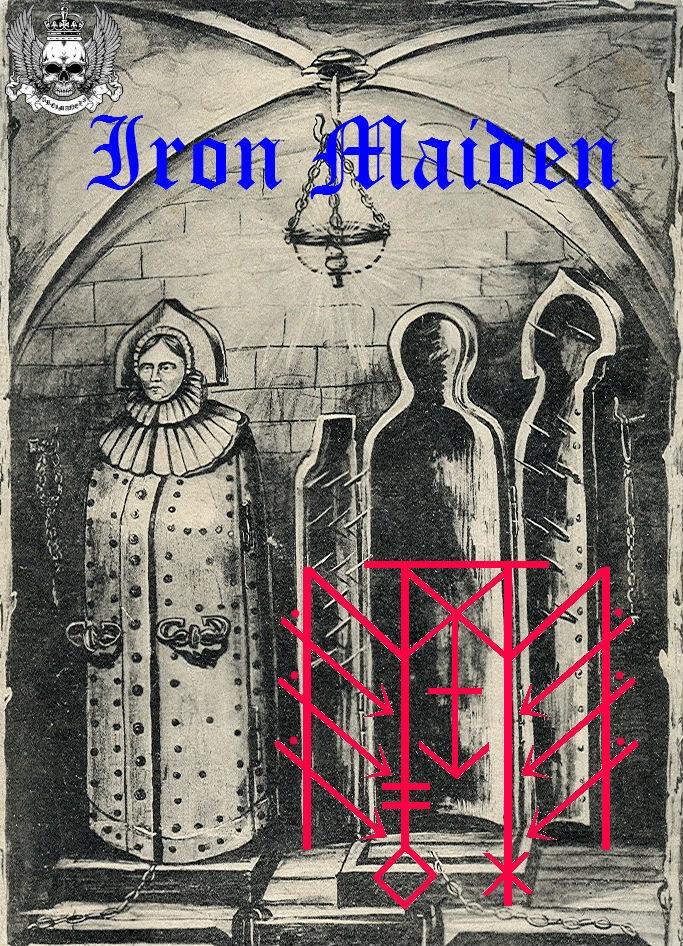 """""""Iron maiden"""" Jlzfno10"""
