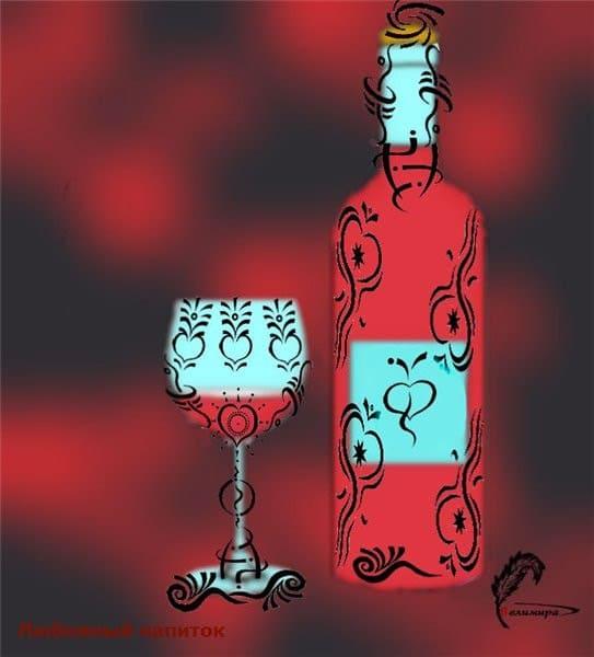"""Став """"Любовный напиток"""" Kzbd6x10"""