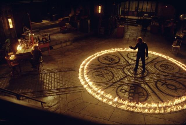 Магический круг в традиционном ведовстве Magich10
