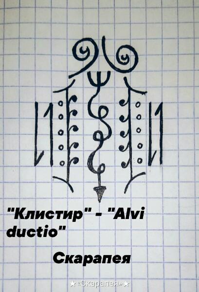 """""""Клистир""""-""""Alvi ductio"""" Ndhup110"""