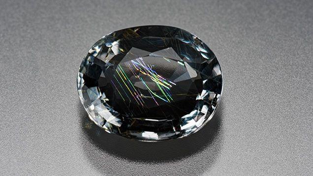 Самые редкие минералы Pcfa3d10
