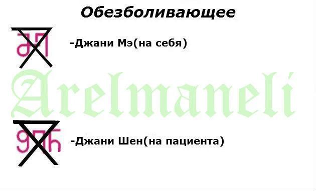"""""""Обезболивающее"""" S1200_17"""