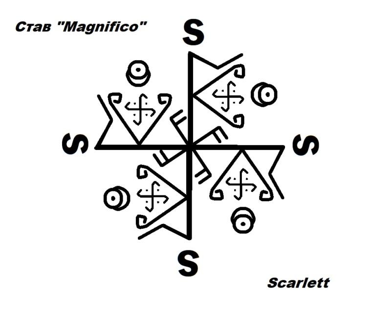 """Став """"Magnifico"""" Sccs-v10"""