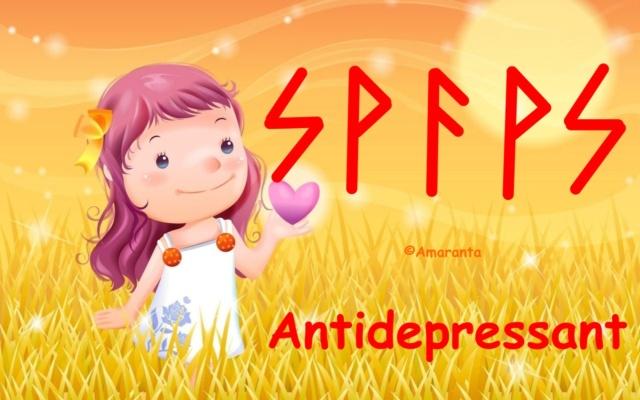Antidepressant Sjwn0b10